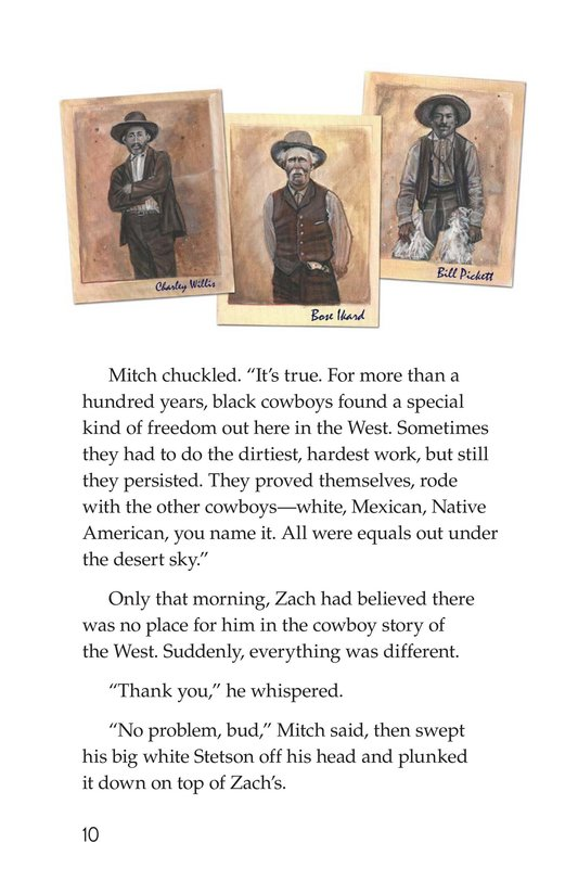 Book Preview For The Guest Ranch Page 10