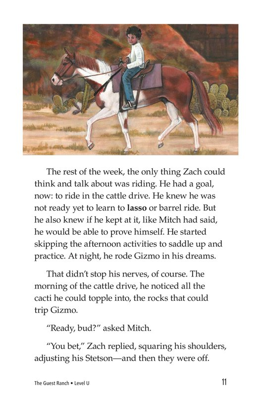 Book Preview For The Guest Ranch Page 11