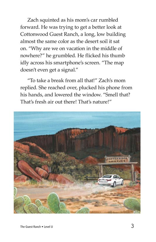 Book Preview For The Guest Ranch Page 3