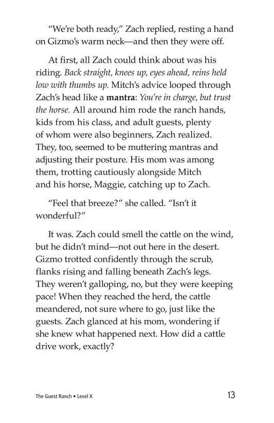 Book Preview For The Guest Ranch Page 13