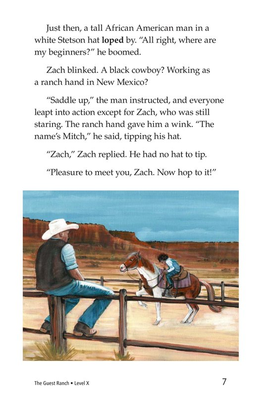 Book Preview For The Guest Ranch Page 7