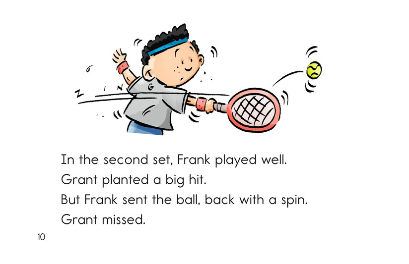 Book Preview For Grand Slam Tennis Page 10