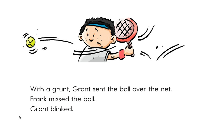 Book Preview For Grand Slam Tennis Page 6