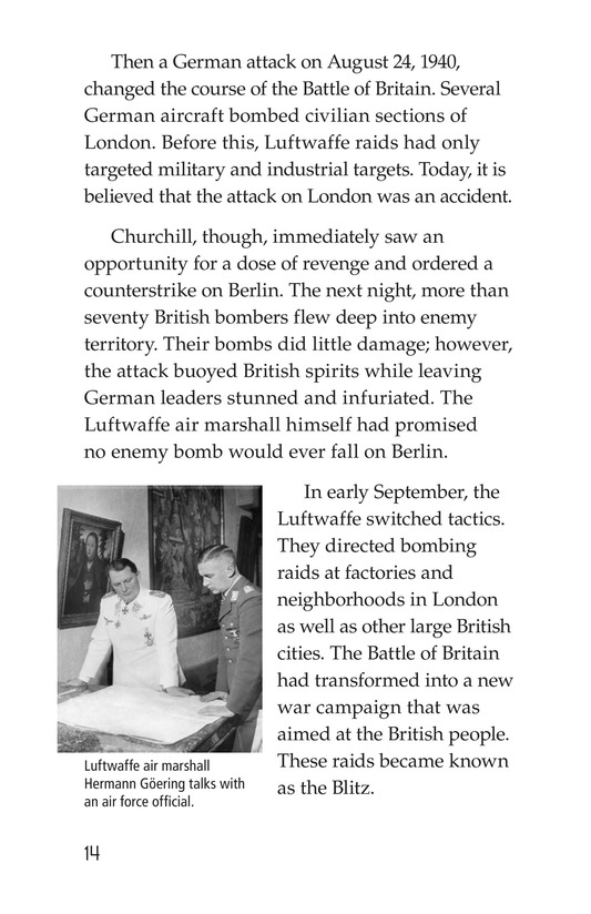 Book Preview For Battle Over Britain Page 14