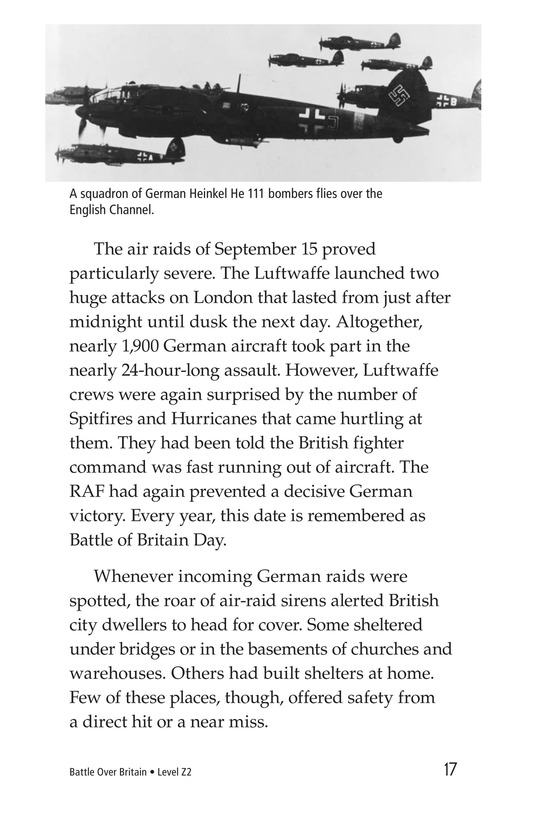 Book Preview For Battle Over Britain Page 17