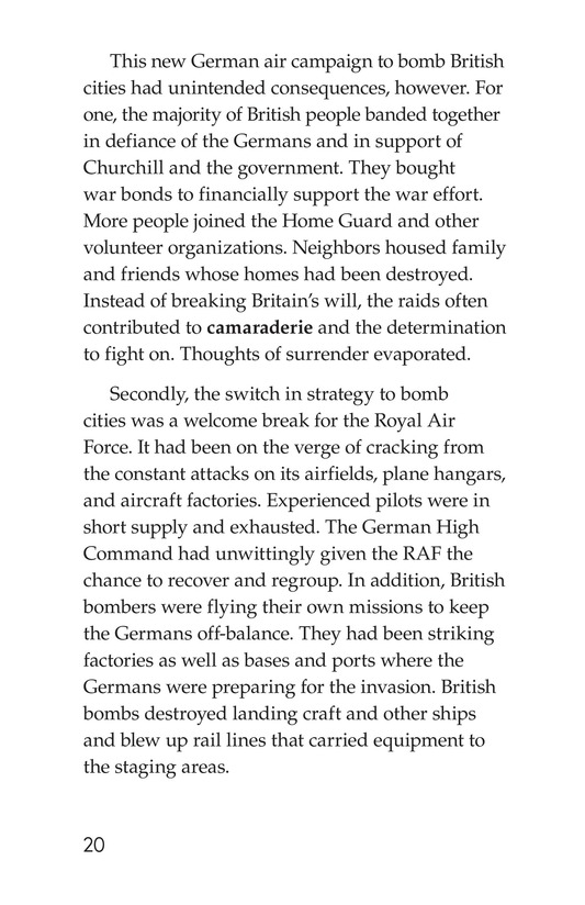 Book Preview For Battle Over Britain Page 20