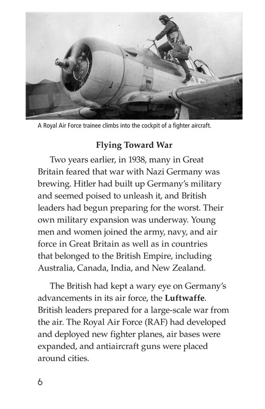 Book Preview For Battle Over Britain Page 6