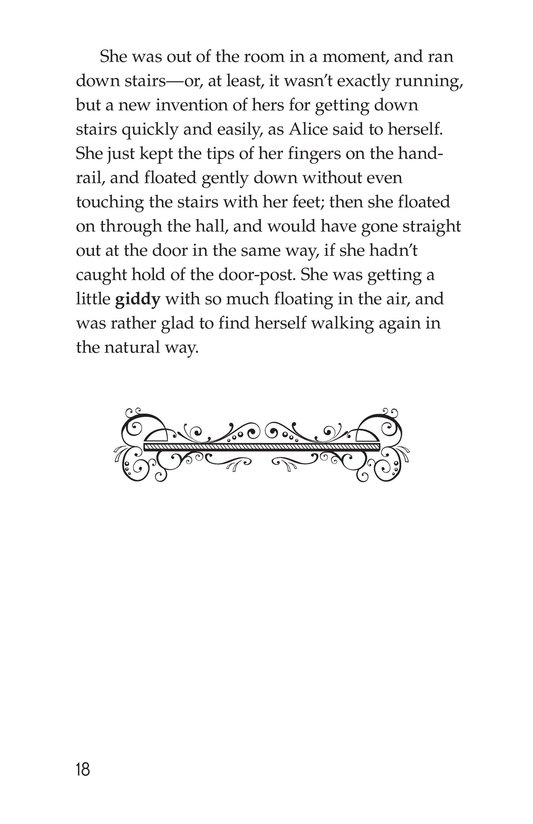 Book Preview For Through the Looking Glass (Part 1) Page 18
