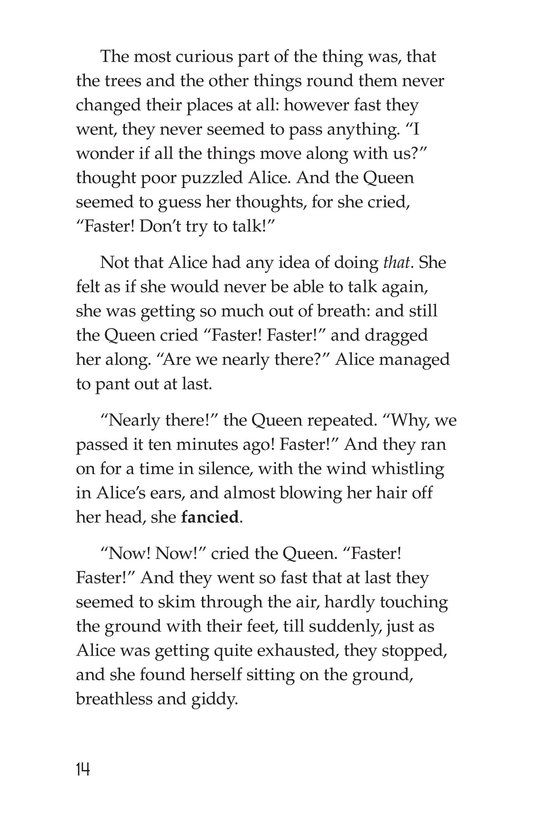 Book Preview For Through the Looking Glass (Part 2) Page 14