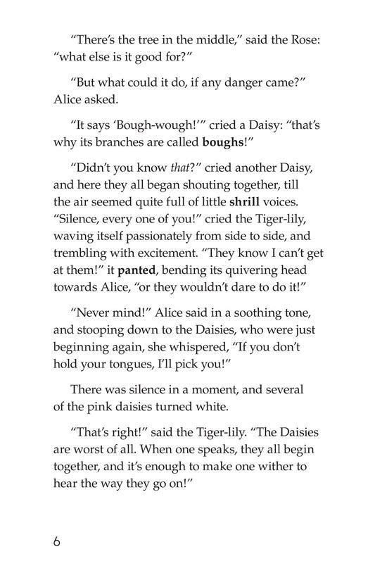 Book Preview For Through the Looking Glass (Part 2) Page 6