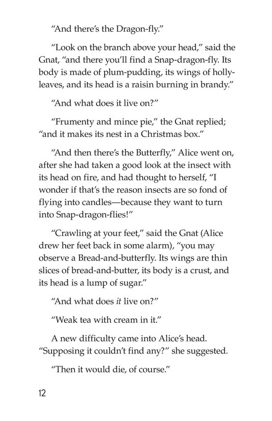 Book Preview For Through the Looking Glass (Part 3) Page 12