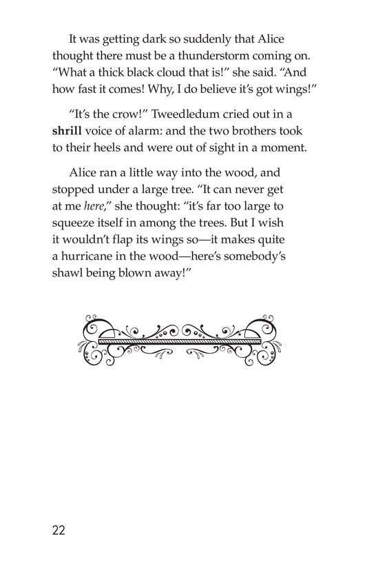 Book Preview For Through the Looking Glass (Part 4) Page 22