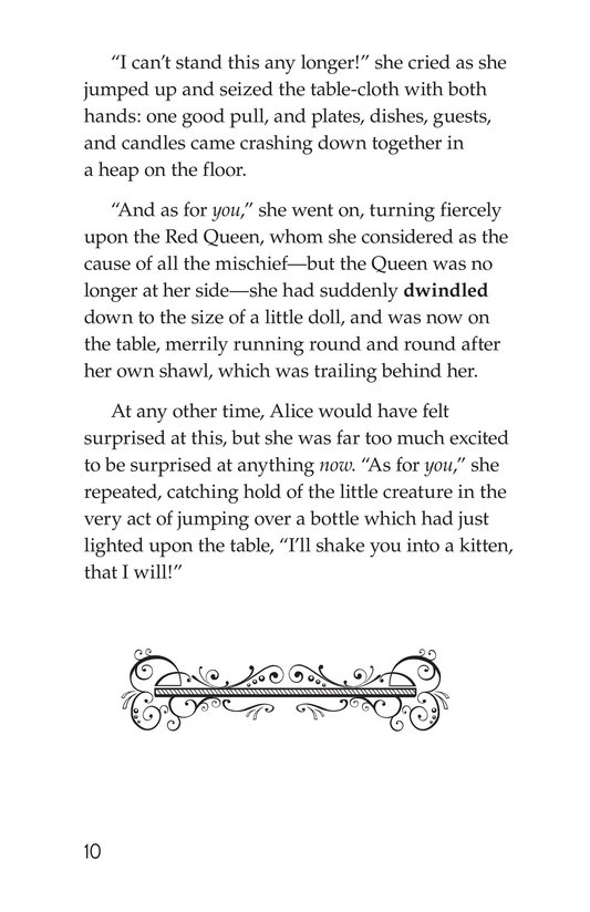 Book Preview For Through the Looking Glass (Part 10) Page 10