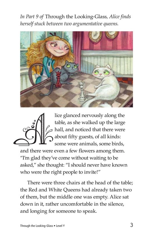 Book Preview For Through the Looking Glass (Part 10) Page 3
