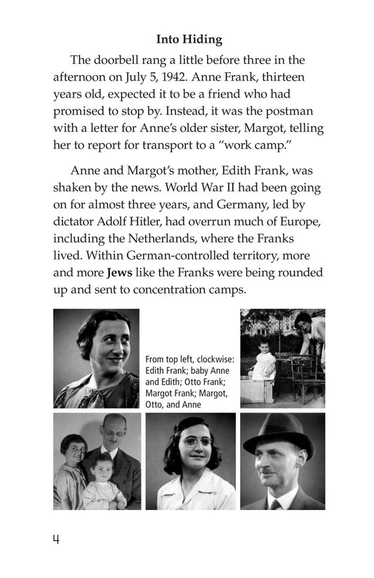 Book Preview For Anne Frank Page 4