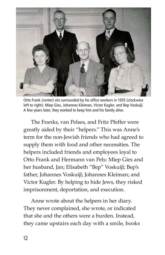 Book Preview For Anne Frank Page 12