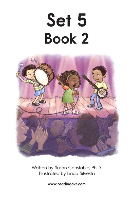 Book Preview For Decodable Passages Set 5 Book 2 Page 2