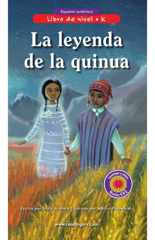 Book Preview For La leyenda de la quinua Page 0