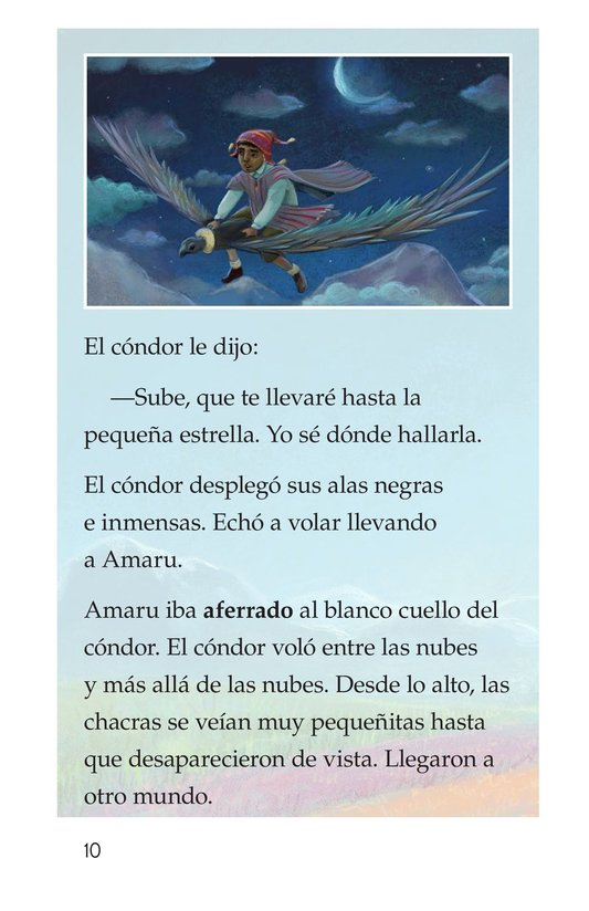 Book Preview For La leyenda de la quinua Page 10