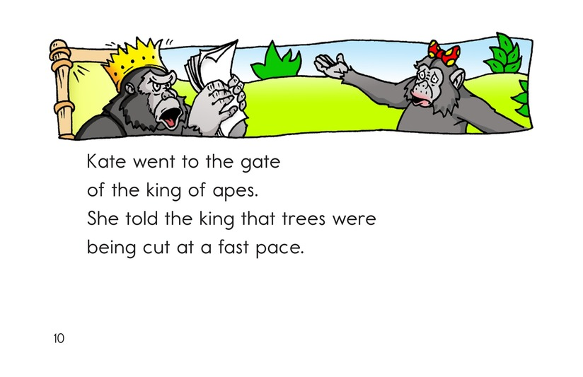 Book Preview For Snake and Ape Page 10