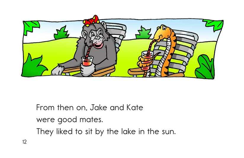 Book Preview For Snake and Ape Page 12