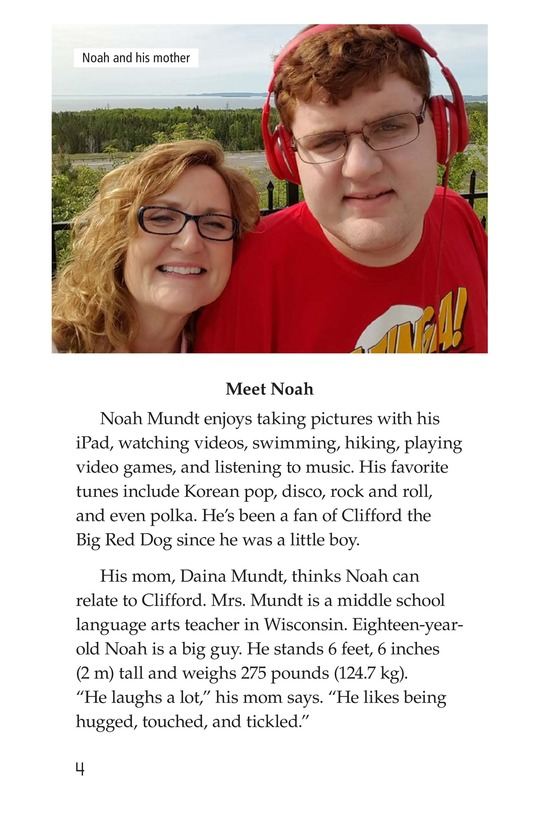 Book Preview For Many Faces of Autism Page 4