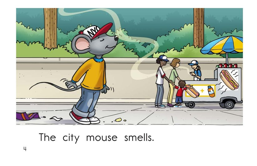 Book Preview For Mouse in the City Page 4