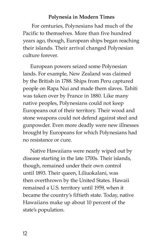 Book Preview For Polynesia Page 12