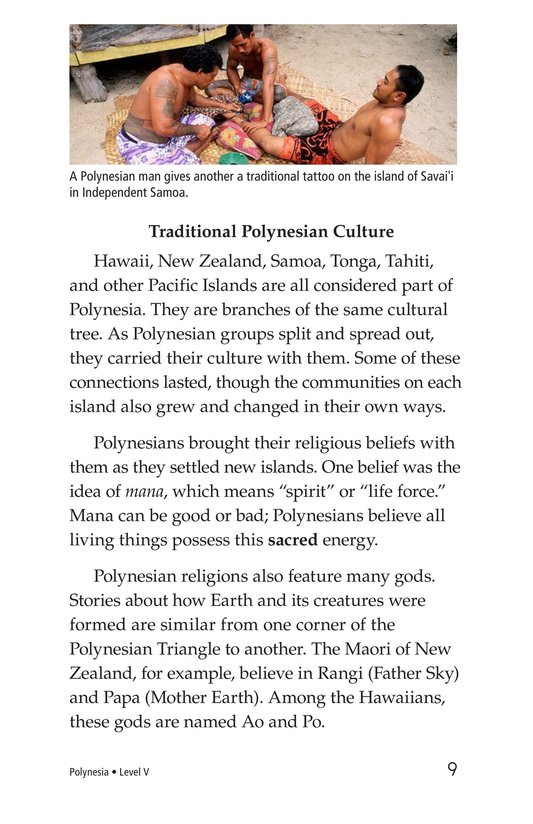 Book Preview For Polynesia Page 9