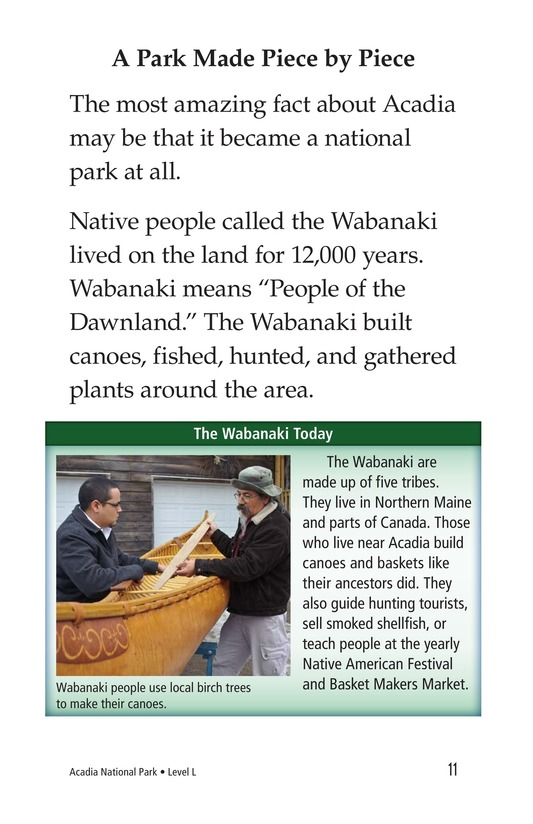Book Preview For Acadia National Park Page 11