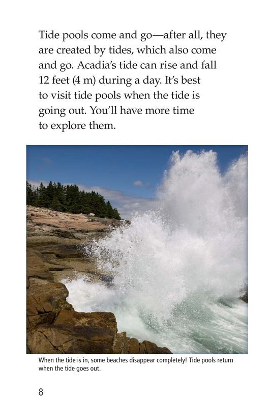 Book Preview For Acadia National Park Page 8