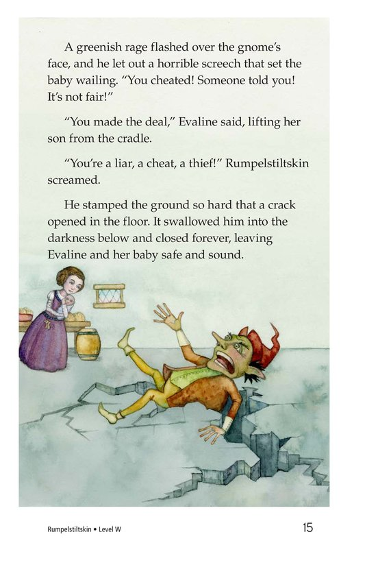 Book Preview For Rumpelstiltskin Page 15