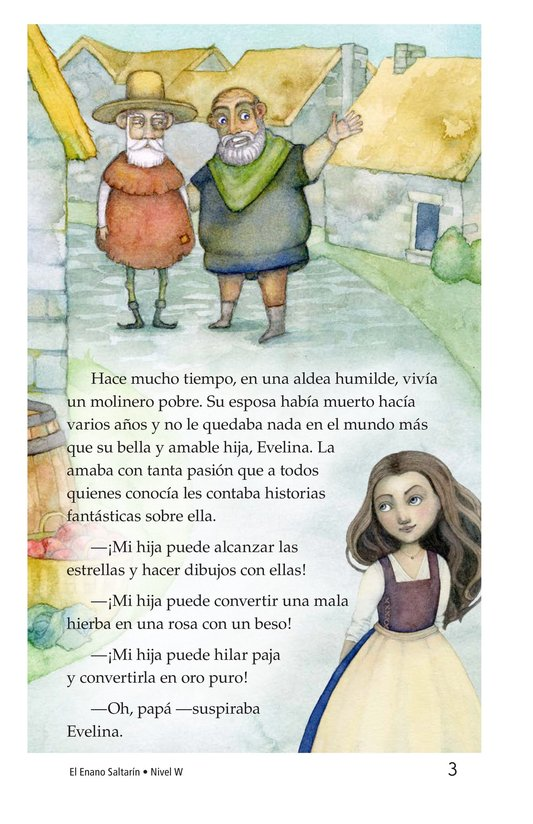 Book Preview For Rumpelstiltskin Page 3