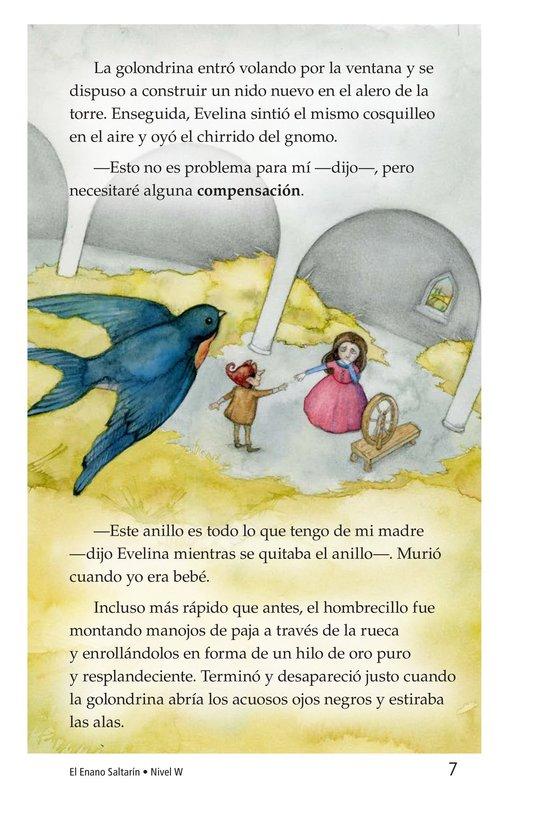 Book Preview For Rumpelstiltskin Page 7
