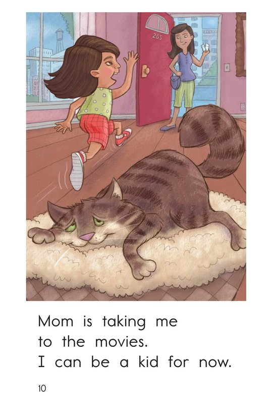 Book Preview For I Want to Be a Cat Page 10