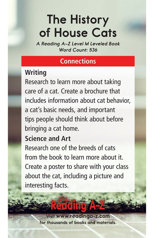 Book Preview For The History of House Cats Page 17