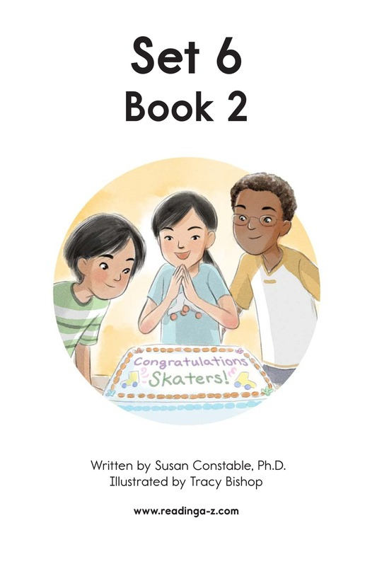 Book Preview For Decodable Passages Set 6 Book 2 Page 2
