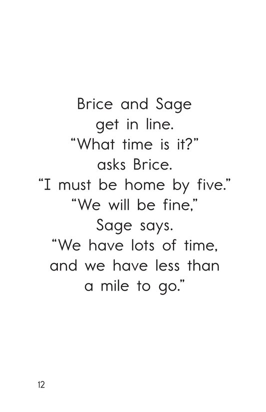 Book Preview For Decodable Passages Set 7 Book 1 Page 12