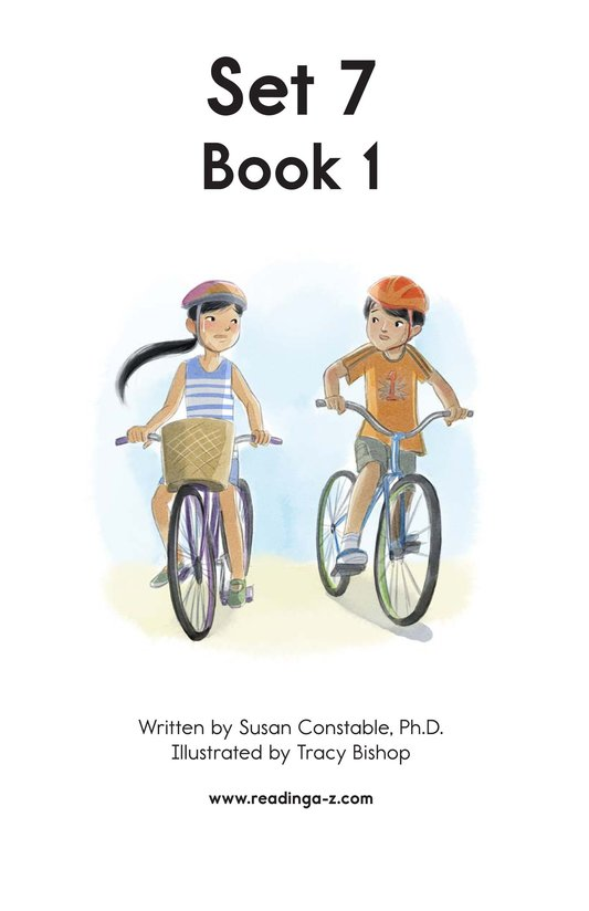 Book Preview For Decodable Passages Set 7 Book 1 Page 2