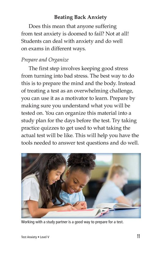 Book Preview For Test Anxiety Page 11