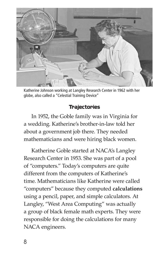 Book Preview For Katherine Johnson Page 8