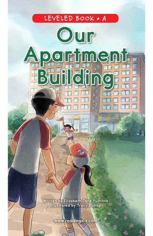 Book Preview For Our Apartment Building Page 0