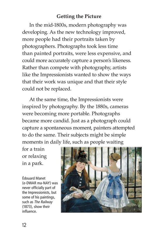 Book Preview For Make an Impression Page 12