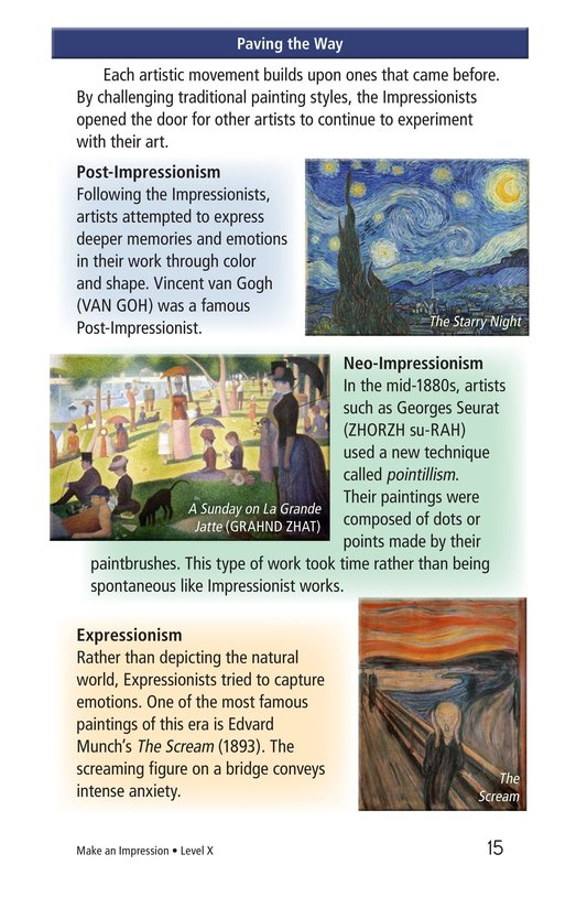 Book Preview For Make an Impression Page 15