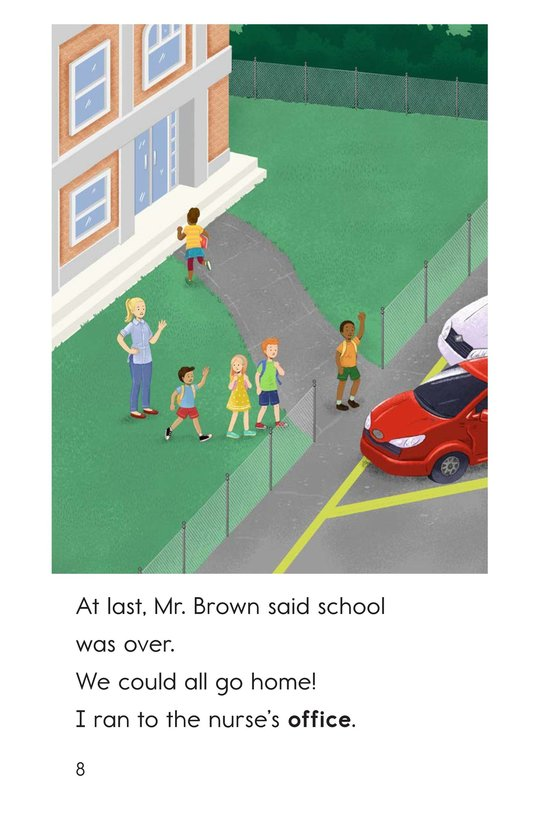 Book Preview For The Last Day of School Page 8