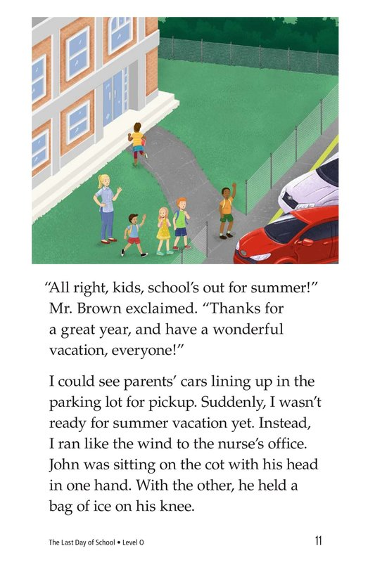 Book Preview For The Last Day of School Page 11