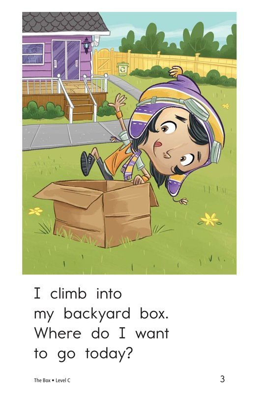 Book Preview For The Box Page 3