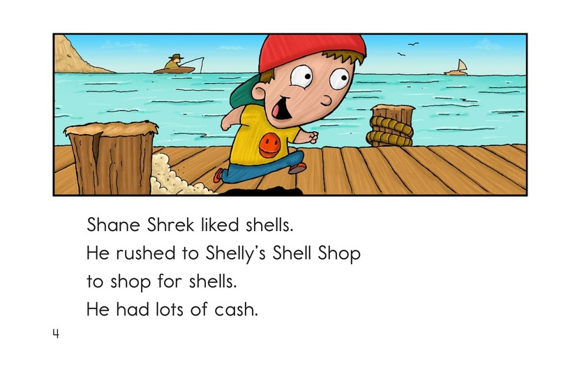 Book Preview For Shelly's Shell Shop Page 4