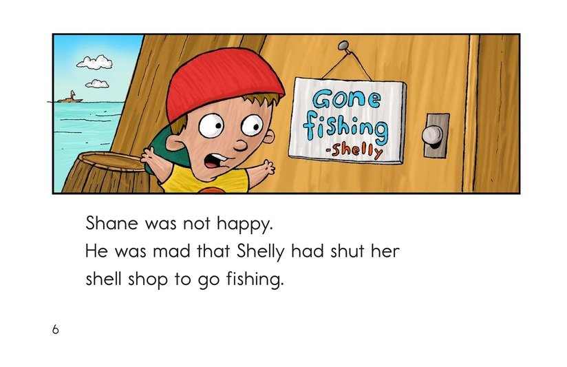 Book Preview For Shelly's Shell Shop Page 6