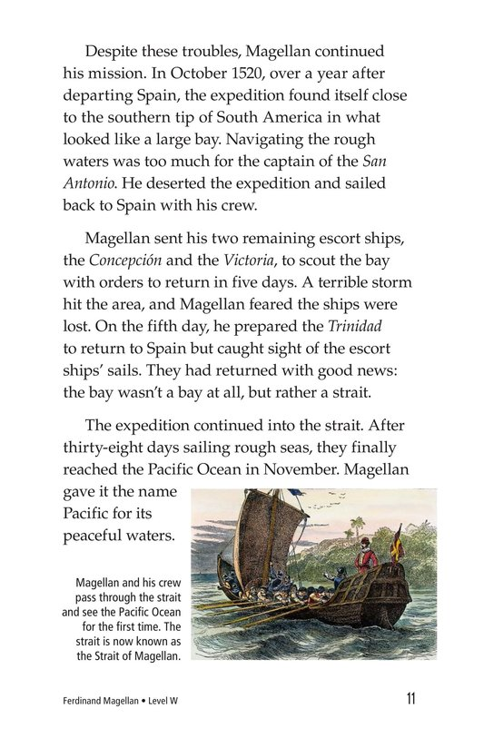 Book Preview For Ferdinand Magellan Page 11